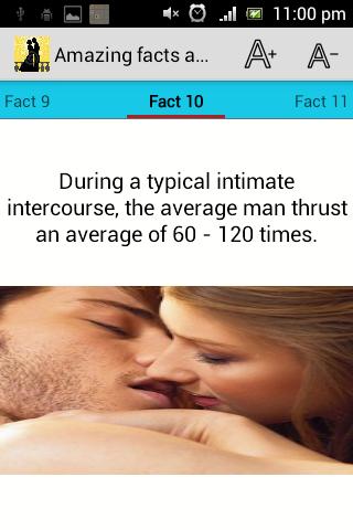 关于性的事实200