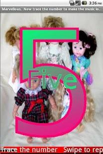 Count Dolls 1-20! 2 FREE- screenshot thumbnail