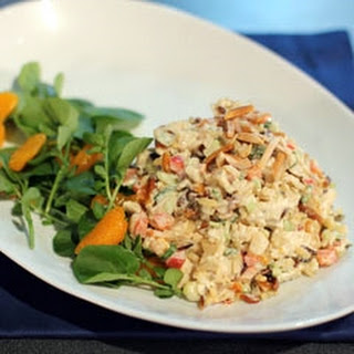 Asian Chicken and Wild Rice Salad Recipe