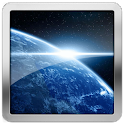 Earth Space HD Live Wallpaper