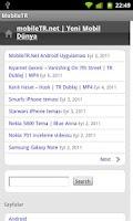 Screenshot of mobileTR.net