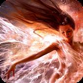Fairy Magic HD Live Wallpaper