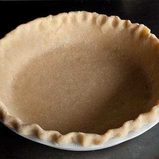Easy Pie Crust.