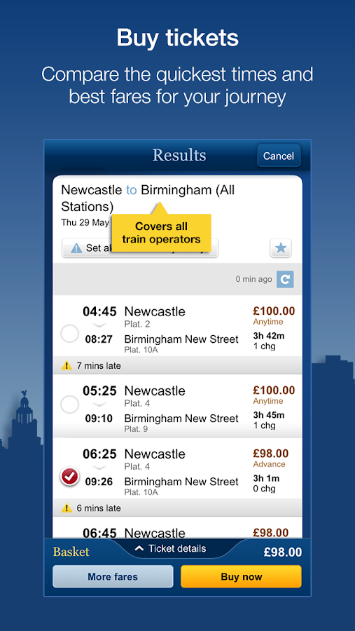 android apps national rail enquiries