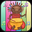 Doodle Drum logo