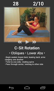 Daily Ab Workout- screenshot thumbnail