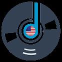USA Radio - America Live Radio icon