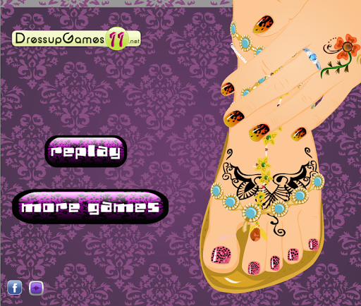 【免費休閒App】เกมส์แต่งเล็บมือกับเล็บเท้า-APP點子