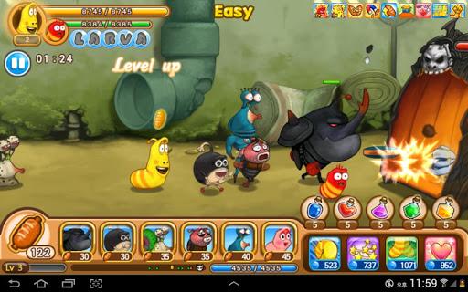 Larva Heroes: Lavengers 1.8.8 screenshots 23