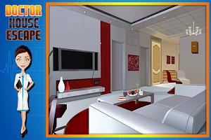 Screenshot of Doctor House Escape