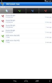 FRITZ!App Fon Screenshot 6