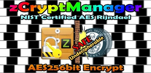 zCryptManager Encrypt Decrypt 1 1 0 apk download for Android