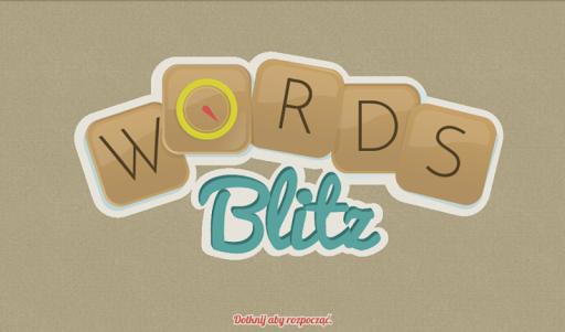 Ułóż słowa - Words Blitz