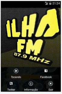 Radio Ilha Fm- screenshot thumbnail