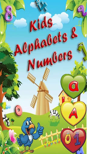 Kids Alphabets Numbers