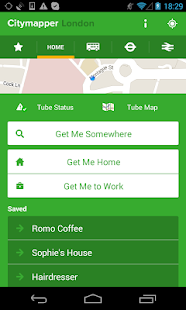 Citymapper- London,NYC,PAR,BER - screenshot thumbnail
