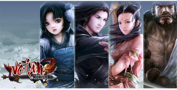 Game Vo Lam Mobile