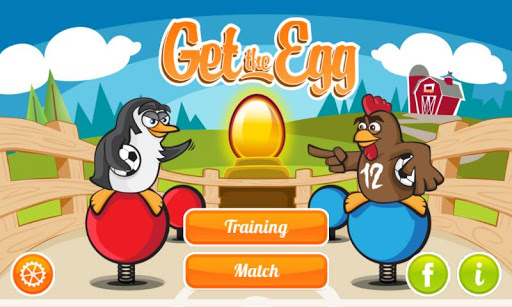Get the Egg: Foosball