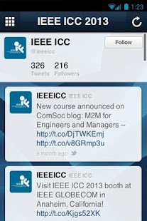 IEEE ICC 2013 - screenshot thumbnail