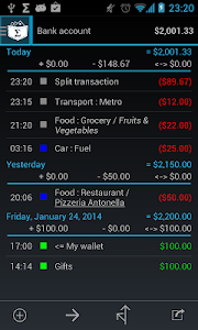 My Expenses v2.4.8