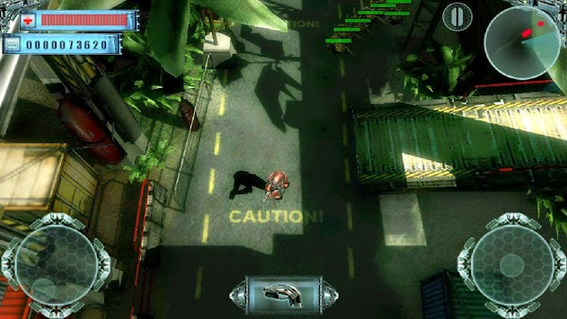 Meltdown on Mars THD apk screenshot