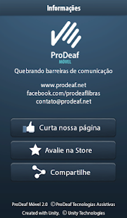ProDeaf Libras Translator - screenshot thumbnail