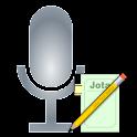 Voice Input for Jota logo