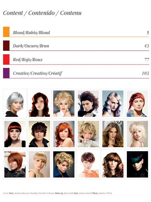 Hair's How - Style Books- screenshot