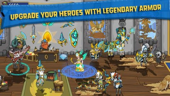 Legendary Wars - screenshot thumbnail