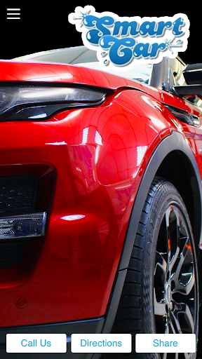 Smart Car Valeting Services