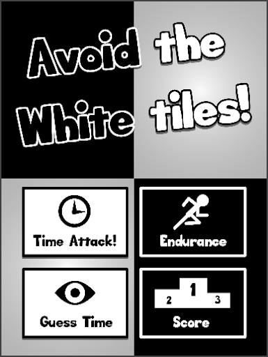 Don't Tap The White Tile - HD