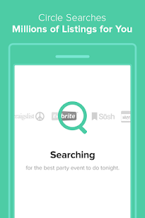 Circle - Events, Concerts More - screenshot thumbnail