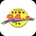 Integração News FM - 94,5 icon