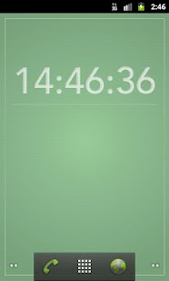 The Colour Clock Wallpaper - screenshot thumbnail