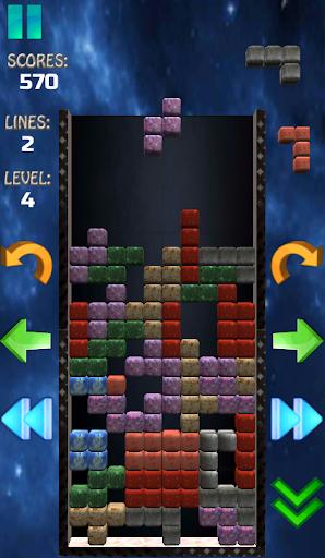 Blocks tetris 3D Lite