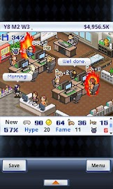 Game Dev Story Screenshot 1