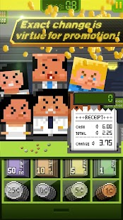 Pixel Store : Coin Rush screenshot
