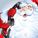 Santa Talking - fake call icon