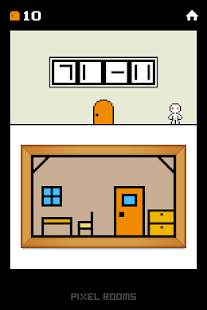 Pixel Rooms -room escape game- - screenshot thumbnail