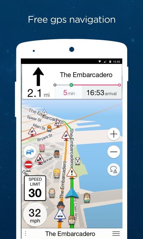 Navmii GPS World (Navfree) - screenshot
