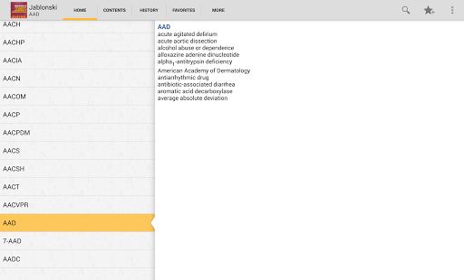 Medical Abbreviation Acronyms- screenshot thumbnail