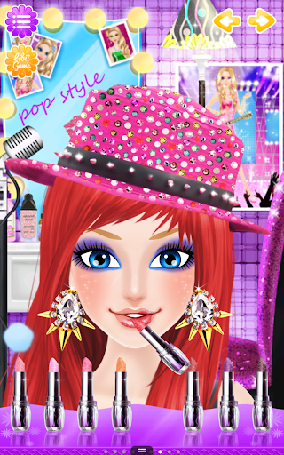 Pop Star Salon 1.0 screenshots 16
