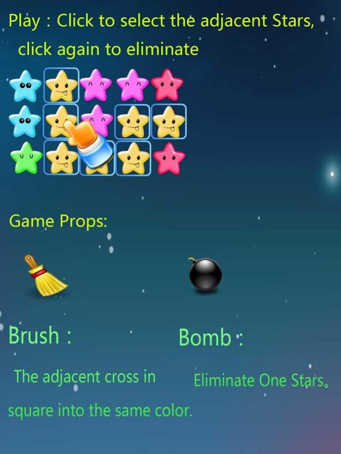 Star Crush - screenshot