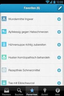Erkältungs-Tipps - screenshot thumbnail