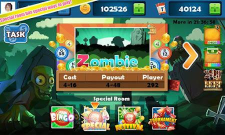 Bingo Fever - World Trip 1.04 screenshot 228042