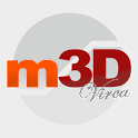 Mouse 3D for Virca logo