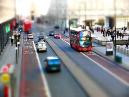 tiltshiftmaker.com - Transform your photos into tilt-shift style miniatures