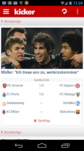 kicker online - screenshot thumbnail