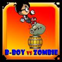 B-boy Vs Zombie icon