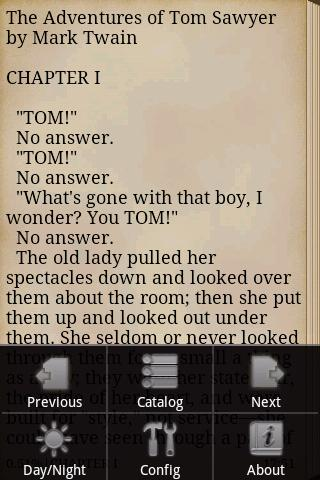 【免費書籍App】The Adventures of Tom Sawyer-APP點子